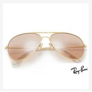 Ray Ban RB3025 Aviator Gold outlet